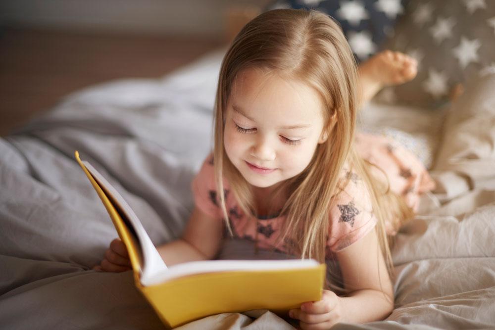 Help só jou kind om beter te lees.